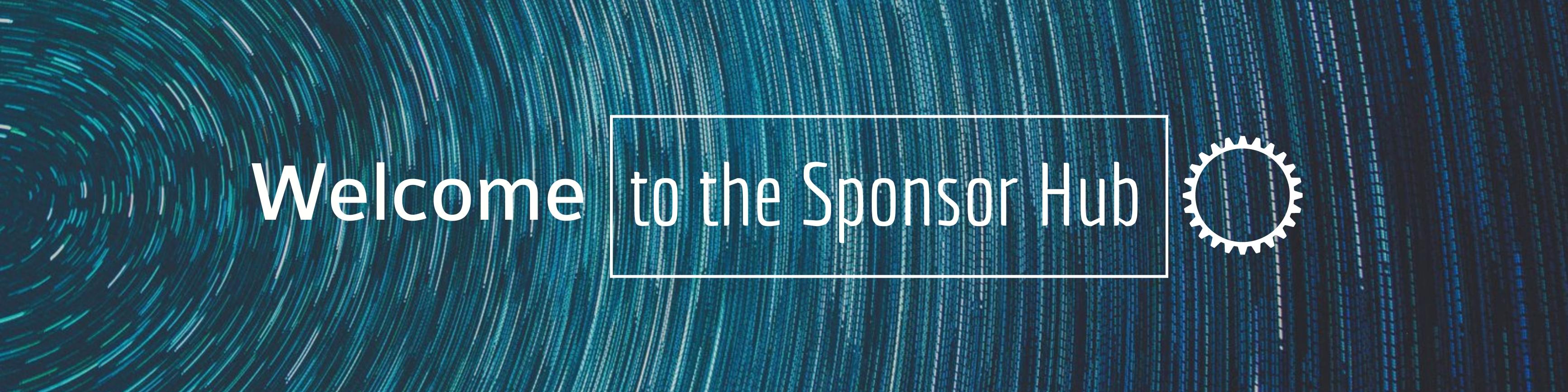 Sponsor Hub Banner