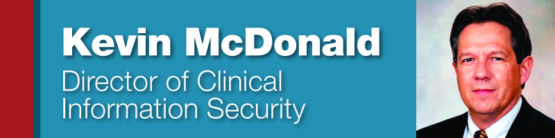 Mayo Clinic's Kevin McDonald on Improving Security in Healthcare